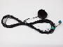 GPS Antenna Assembly - Black. This GPS aerial with. image